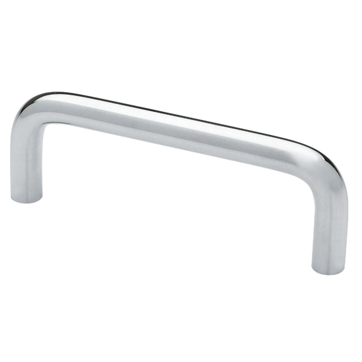 "3"" CHROME PULL - 34226 by Laurey Co"