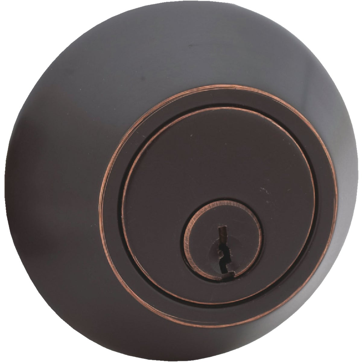 ORB CP 2CYL DEADBOLT - D102ORB CP by Do it Best