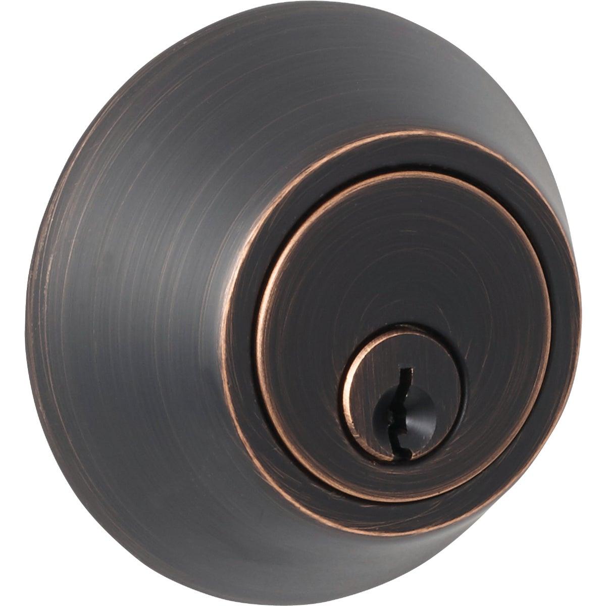 Steel Pro ORB CP 1CYL DEADBOLT D101ORB CP