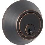 Steel Pro Single-Cylinder Deadbolt