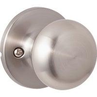 Steel Pro SN CP 1/2 RND DUMMY LOCK 5287SN-DMY CP