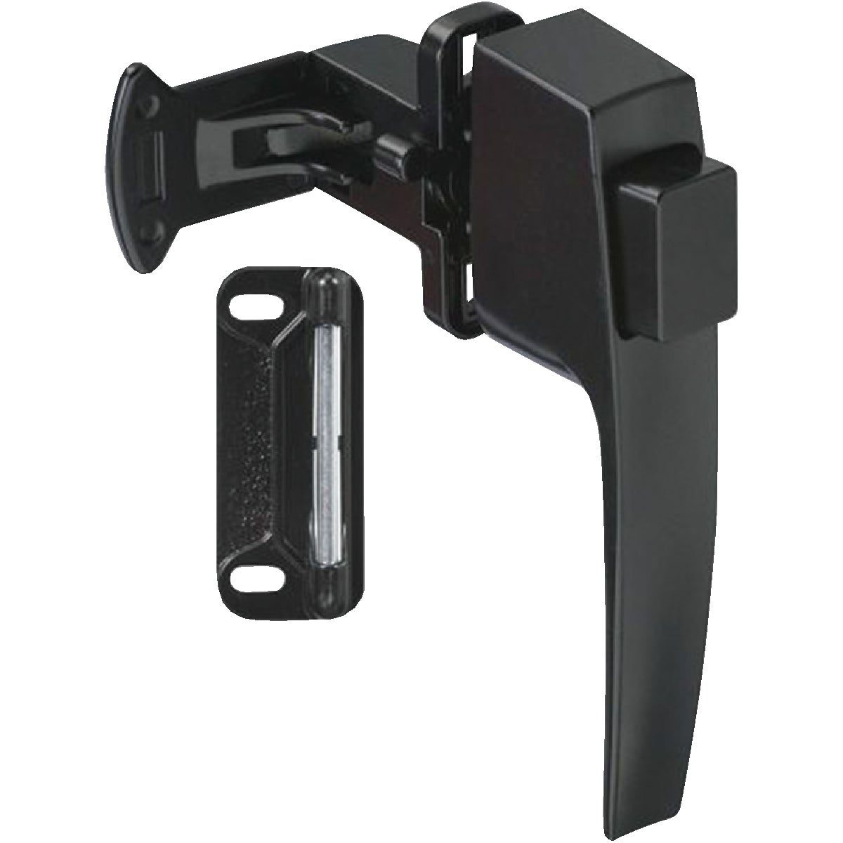 BL PUSH BUTTON LATCH - VF333BL by Hampton Prod Intl