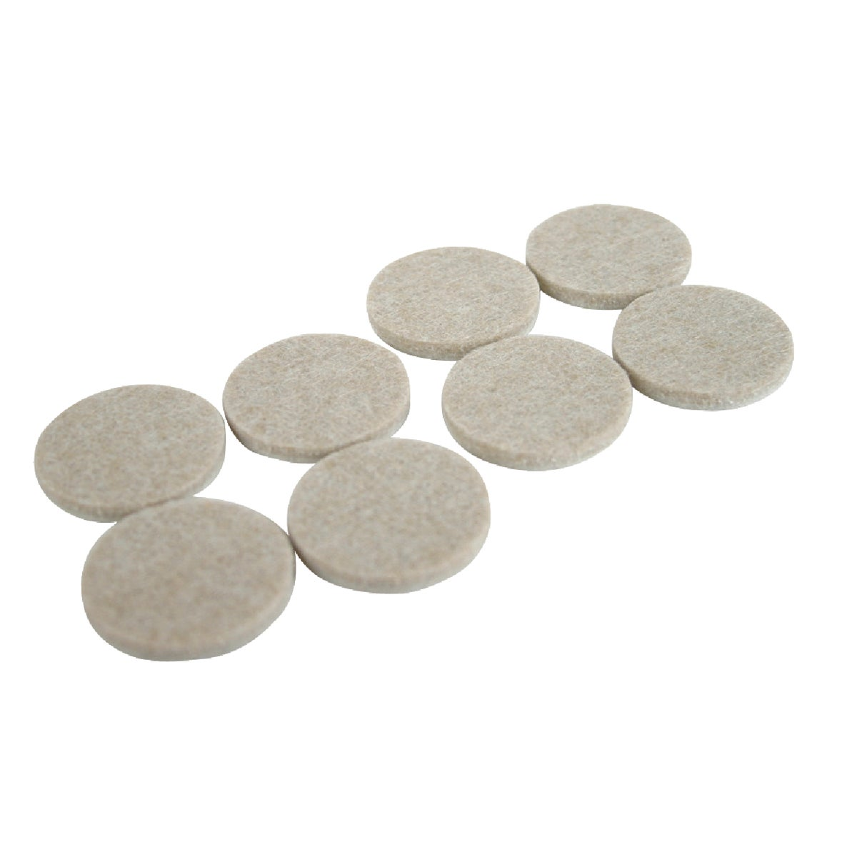 "1-1/2"" RND FELT PADS - 63712 by Magic Sliders"