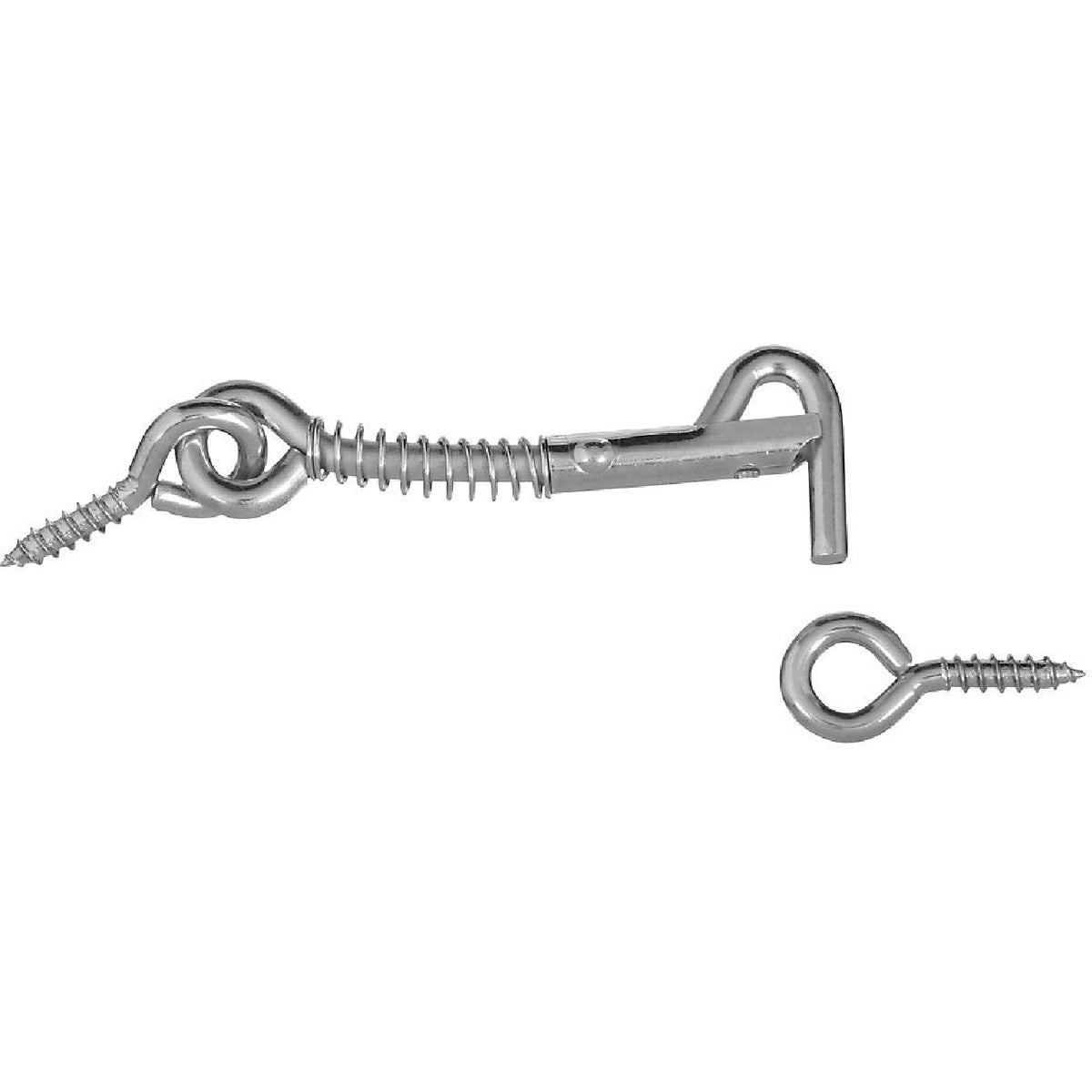 "2-1/2"" SAFETY HOOK & EYE - N170746 by National Mfg Co"