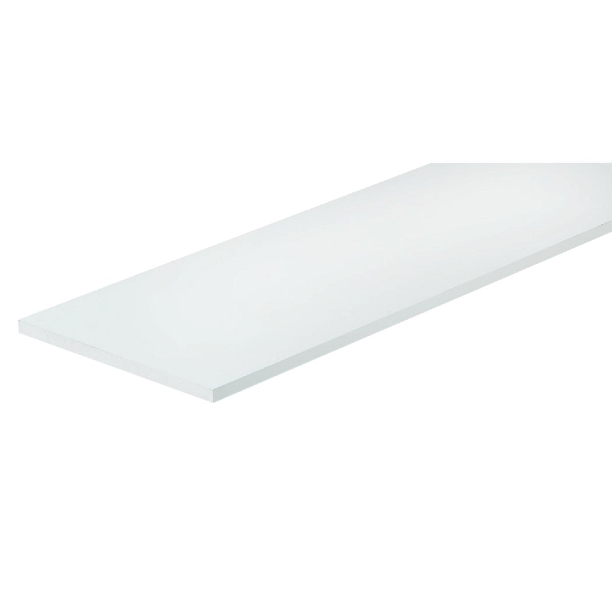 12X48 WHITE SHELF - 1980WH12X48 by Knape & Vogt Mfg Co