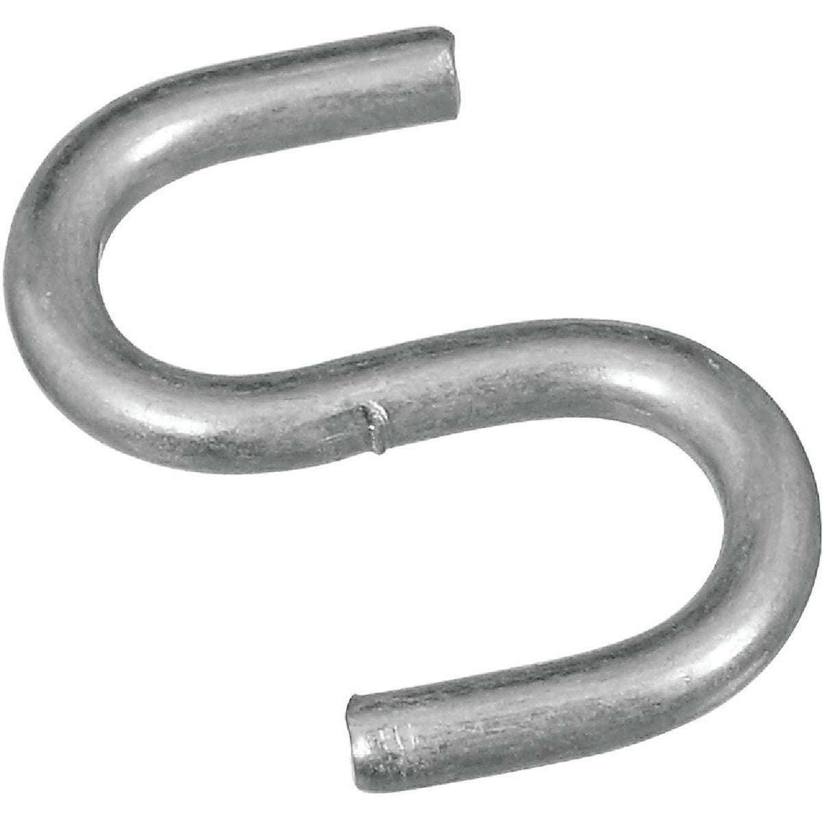 "3/4""ZN HEAVY OPEN S HOOK - N121533 by National Mfg Co"
