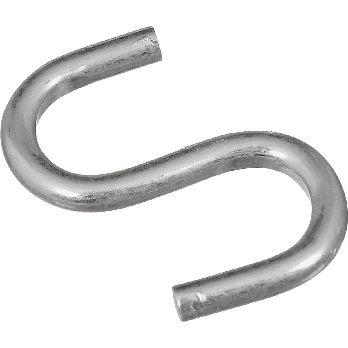 "1"" ZN HEAVY OPEN S HOOK - N121574 by National Mfg Co"