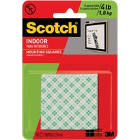 3M Scotch Mounting Squares, 111DC