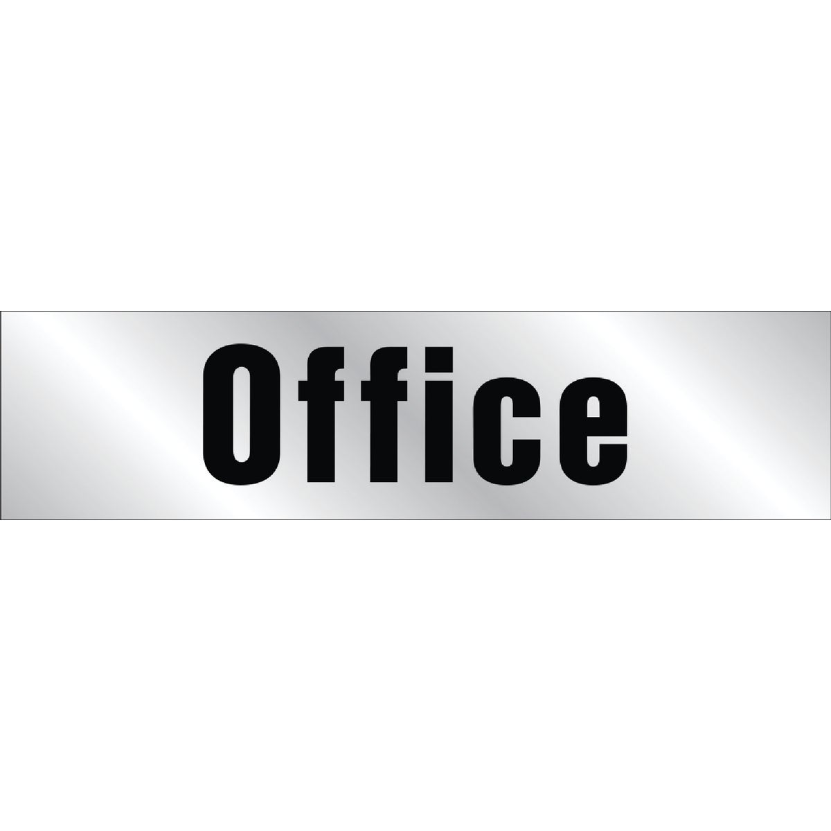 8-1/2X2 OFFICE SIGN - 431 by Hy Ko Prods Co