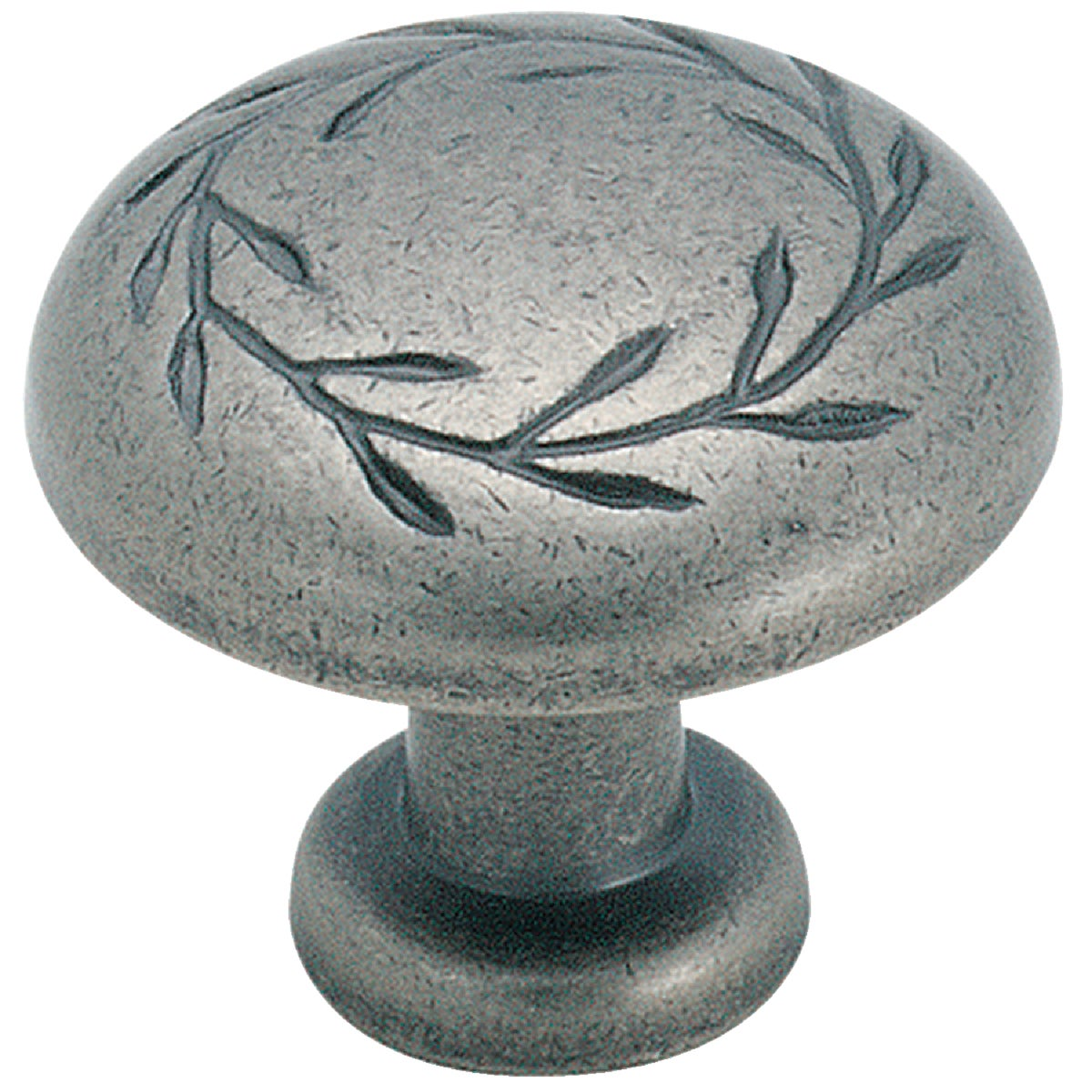 WEATHERED NICKEL KNOB - BP1581-WN by Amerock Corporation