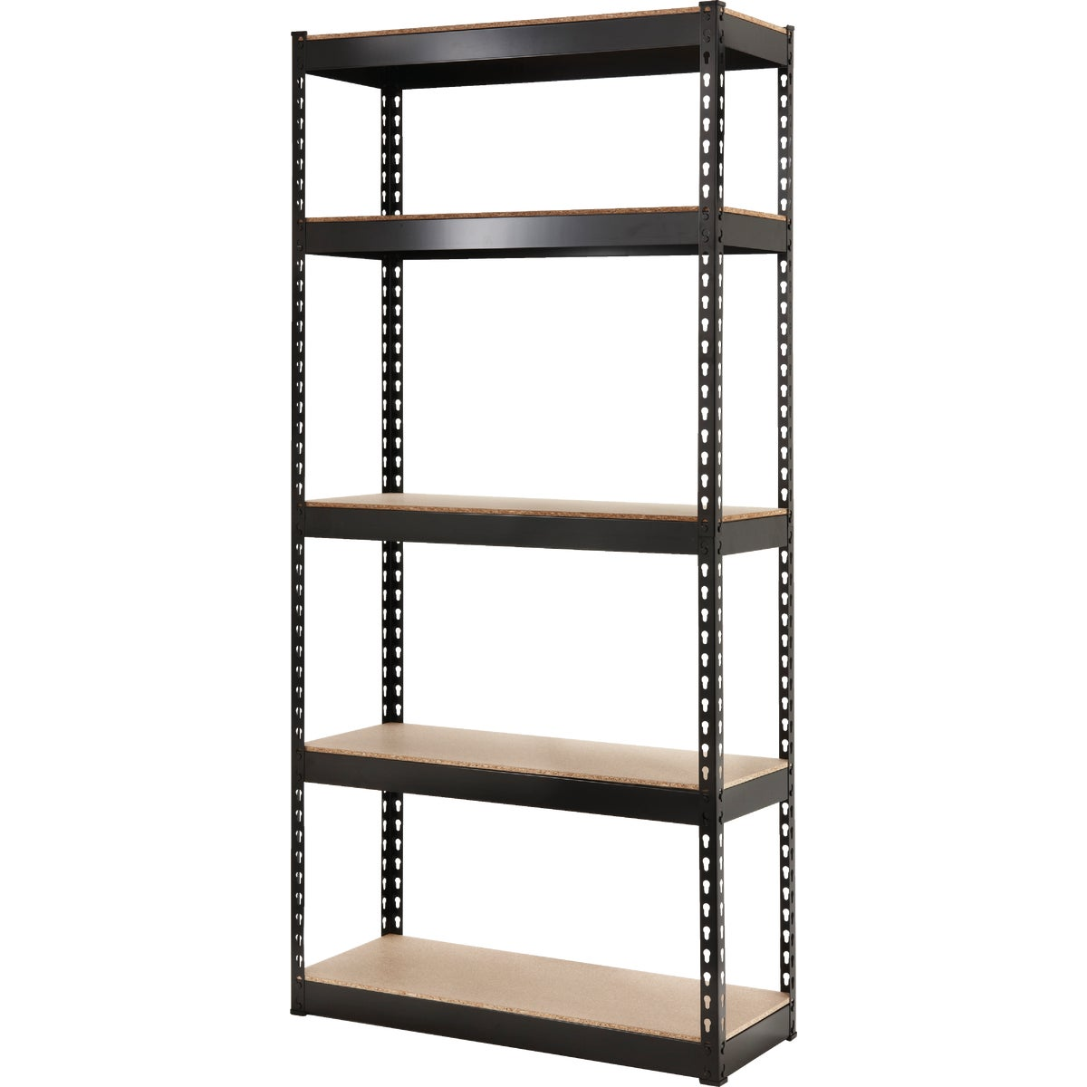 34X14X72 METAL SHELVING - GRA341472E5PXBT by Rapid Rack Industrie