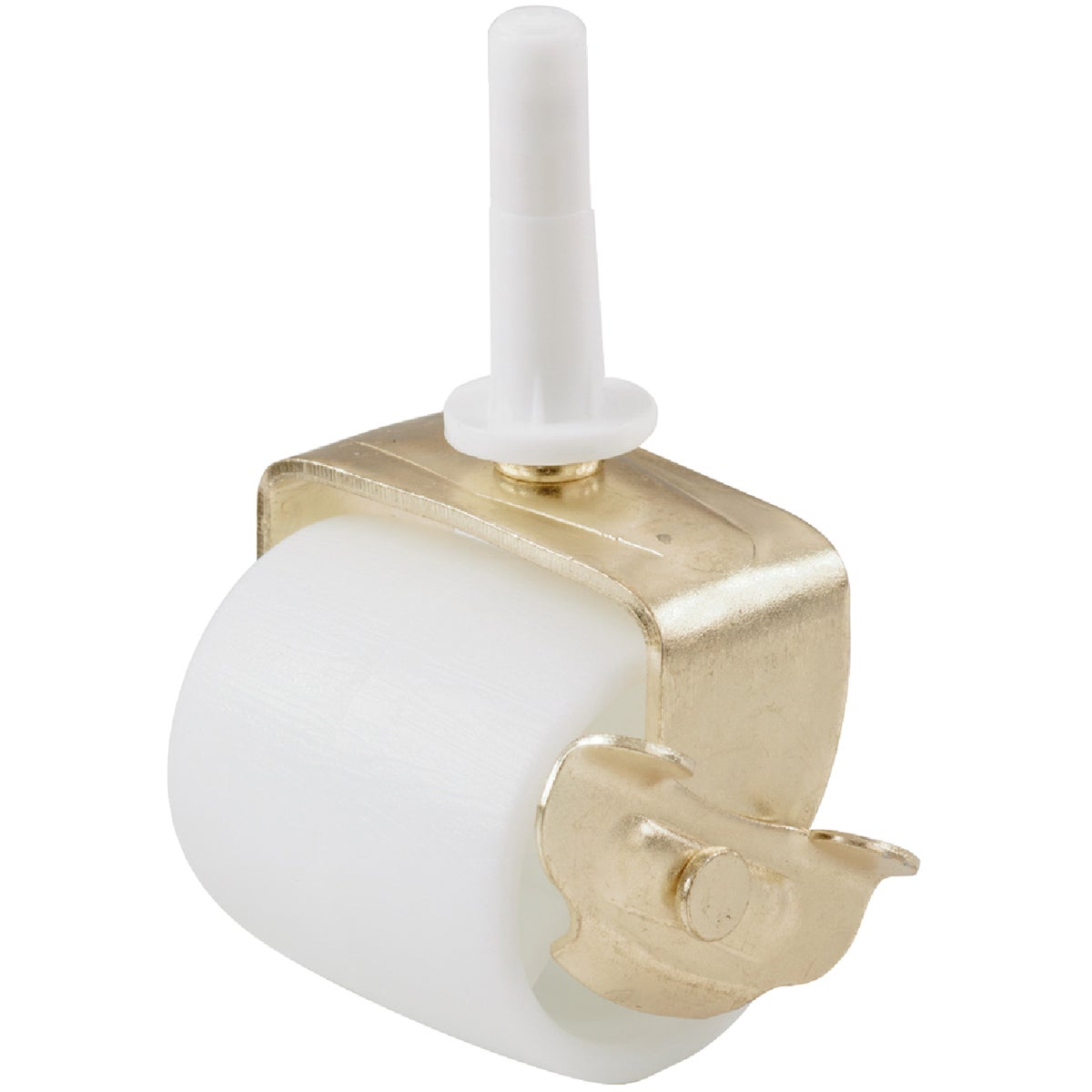 "2-1/8"" BED CASTER W/BRK - 226521 by Shepherd Hardware"