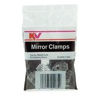 Knape & Vogt MIRROR CLIPS PK6092PLAS