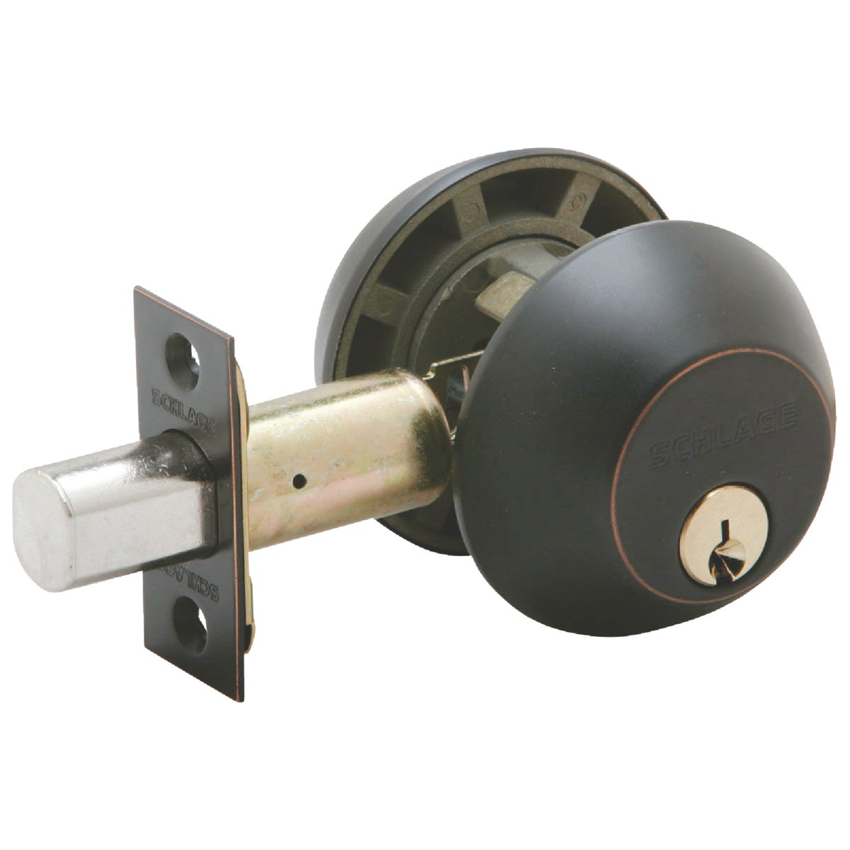 ABRZ 2CYL DEADBOLT - B62NV716 by Schlage Lock Co