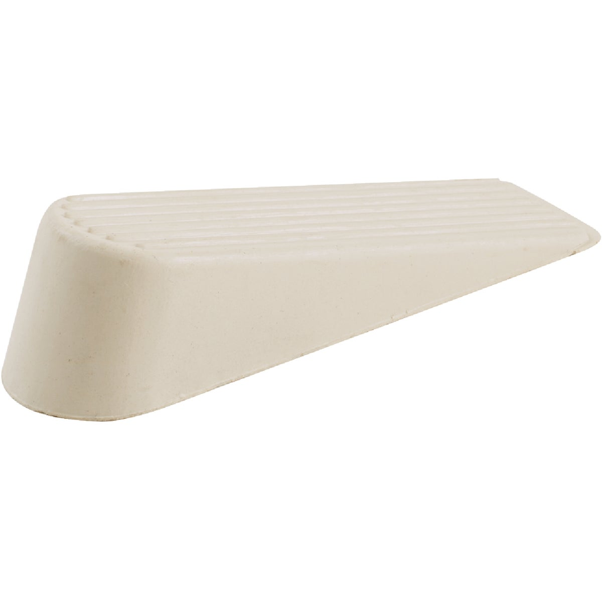 ALMOND RUBBER DOOR STOP - 227604 by Shepherd Hardware