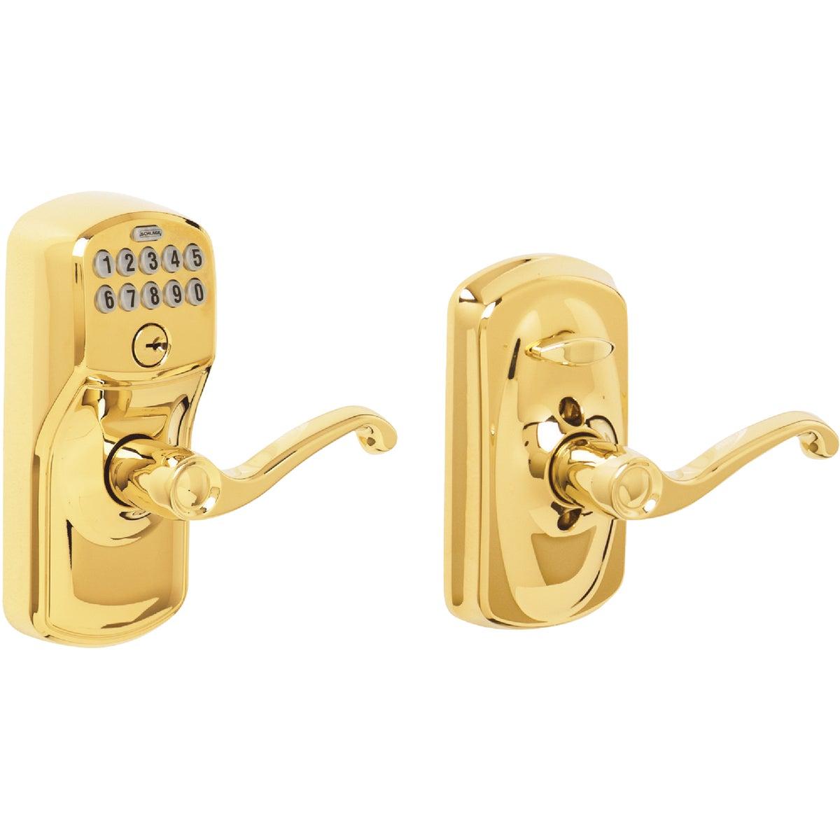 ELECTRONIC ENTRY KEYPAD - FE595VPLYXFLA505 by Schlage Lock Co