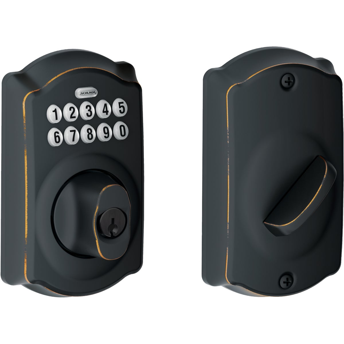 ELECTRONIC LOCK DEADBOLT