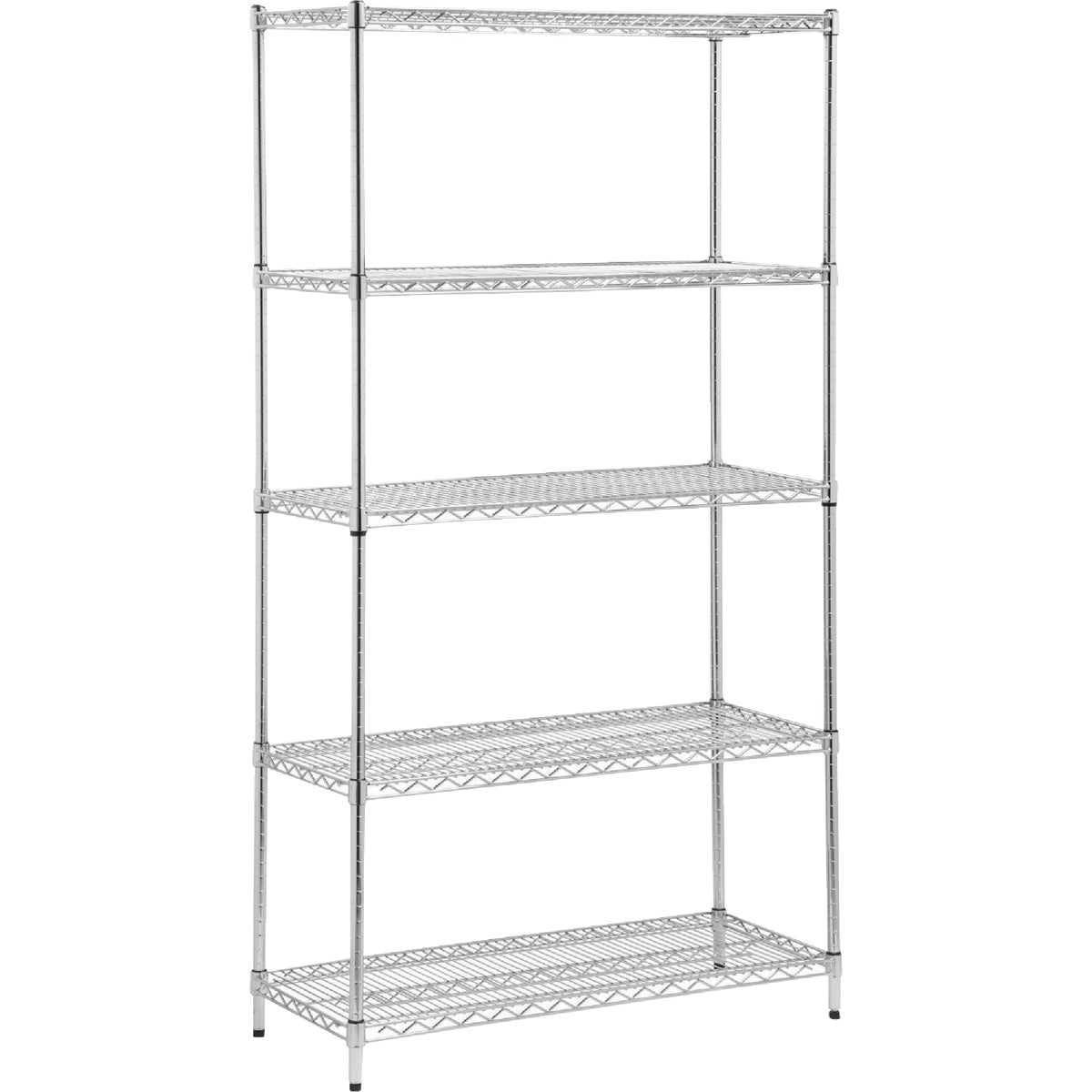 CHR 5 TIER SHELF - SHF-01443 by Honey Can Do