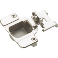 Nickel Concealed Hinge