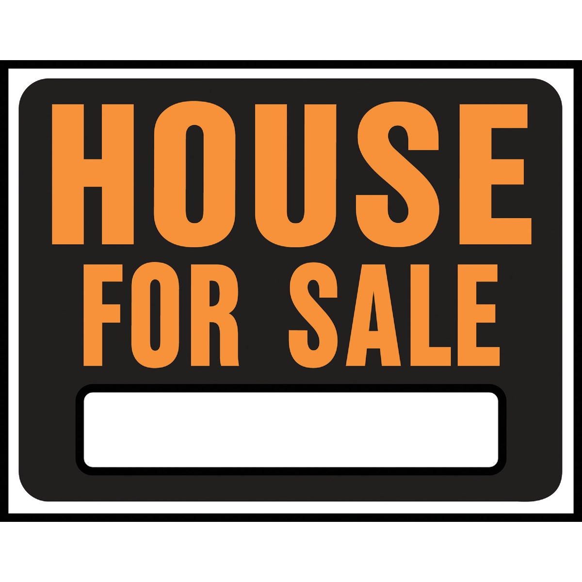 15X19 HOUSE SALE SIGN - SP-103 by Hy Ko Prods Co