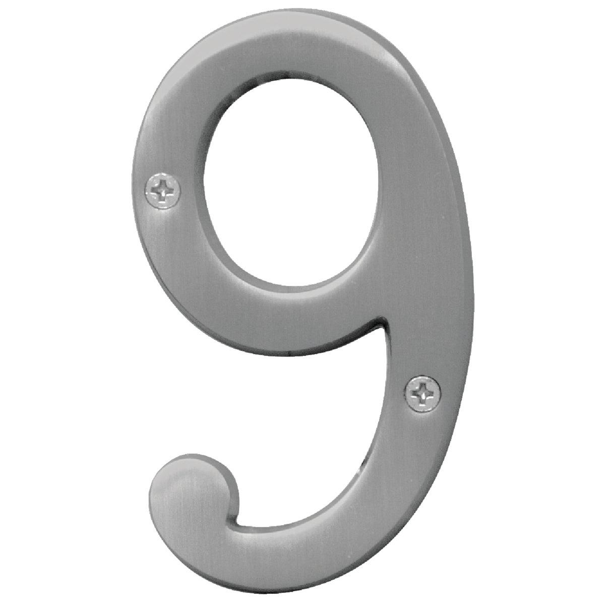 "4"" SN NUMBER 9"