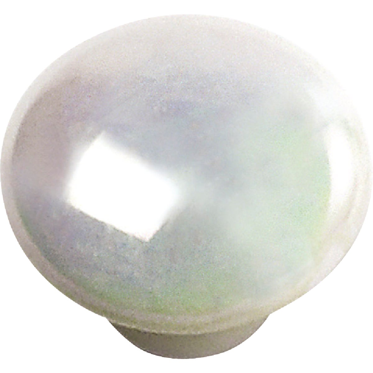 1-1/4 OPAL CERAMIC KNOB - 01695 by Laurey Co