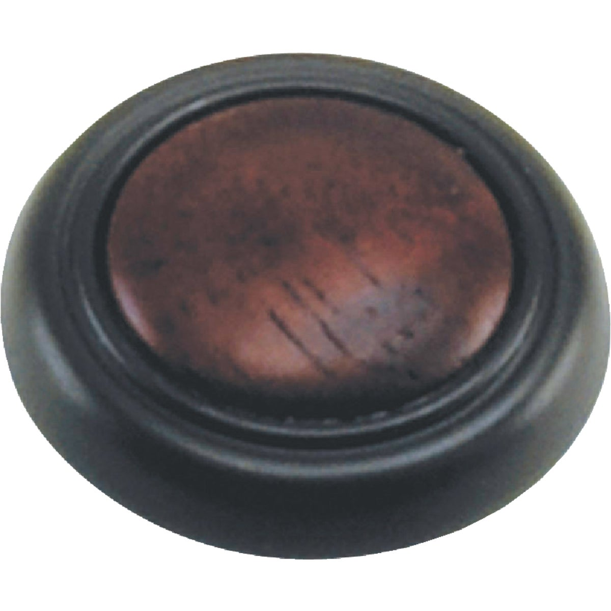 1-1/4 OIL RUBB BRZ KNOB - 15463 by Laurey Co