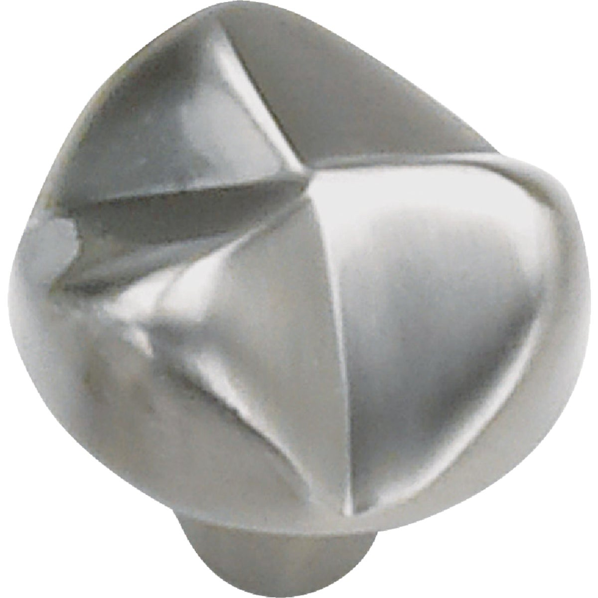 1-1/2 SATIN NICKEL KNOB - 15759 by Laurey Co