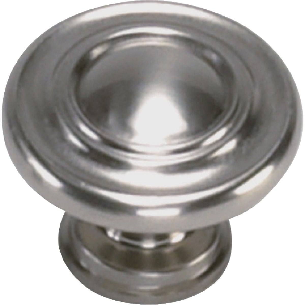 """1-3/8"""" SATIN PEWTER KNOB - 51839 by Laurey Co"""