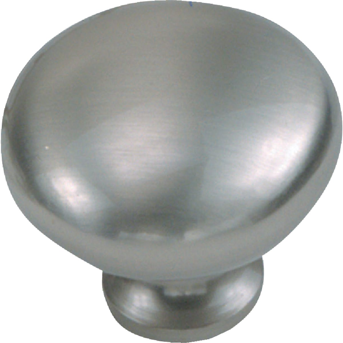 "1-1/8"" SATIN PEWTER KNOB"