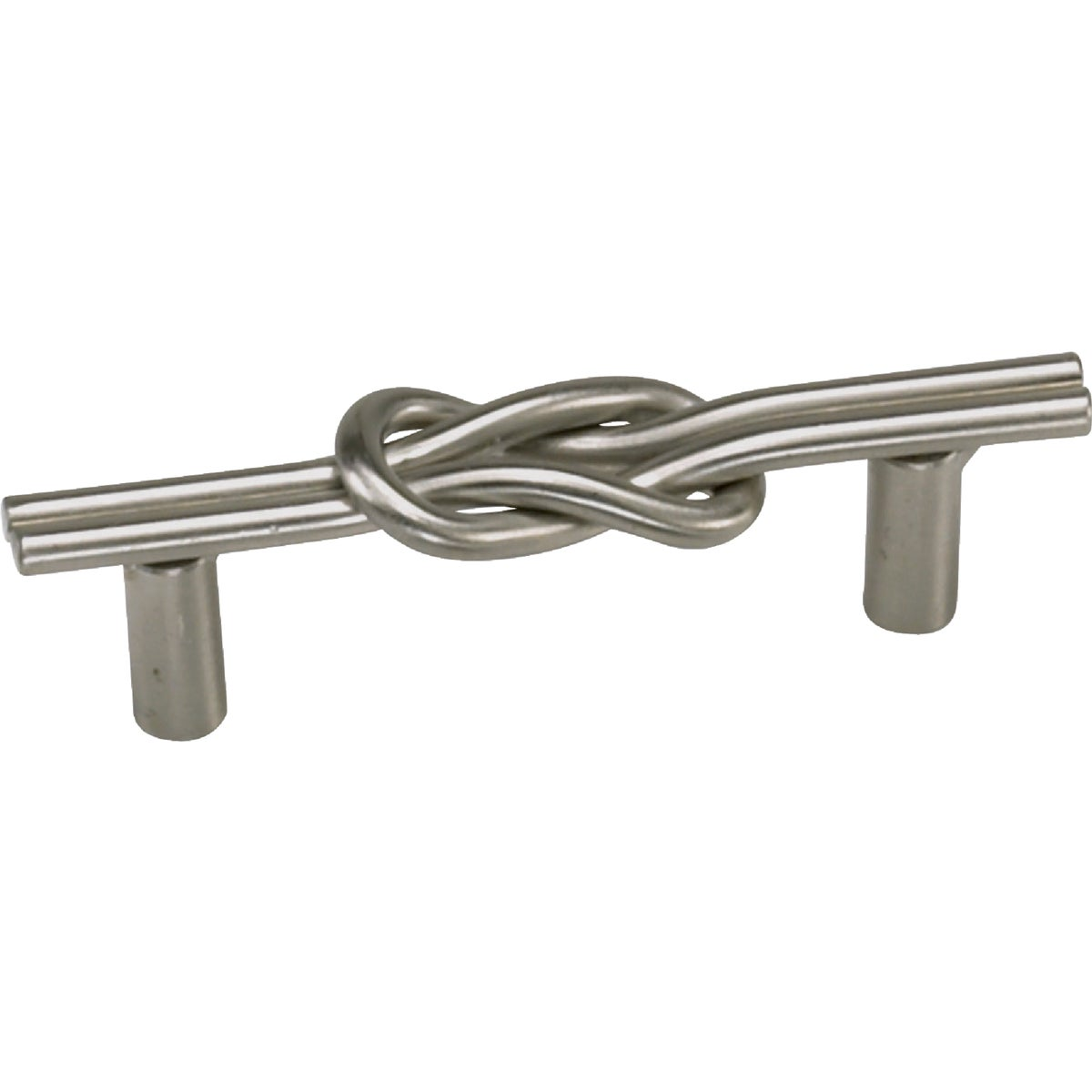 "3"" SATIN PEWTER PULL - 57559 by Laurey Co"