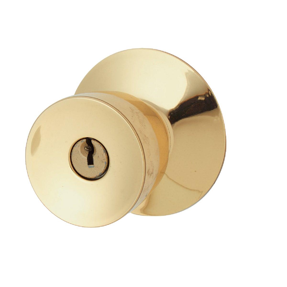 PB BELL ENTRY LOCKSET BX - F51ABEL605 by Schlage Lock Co