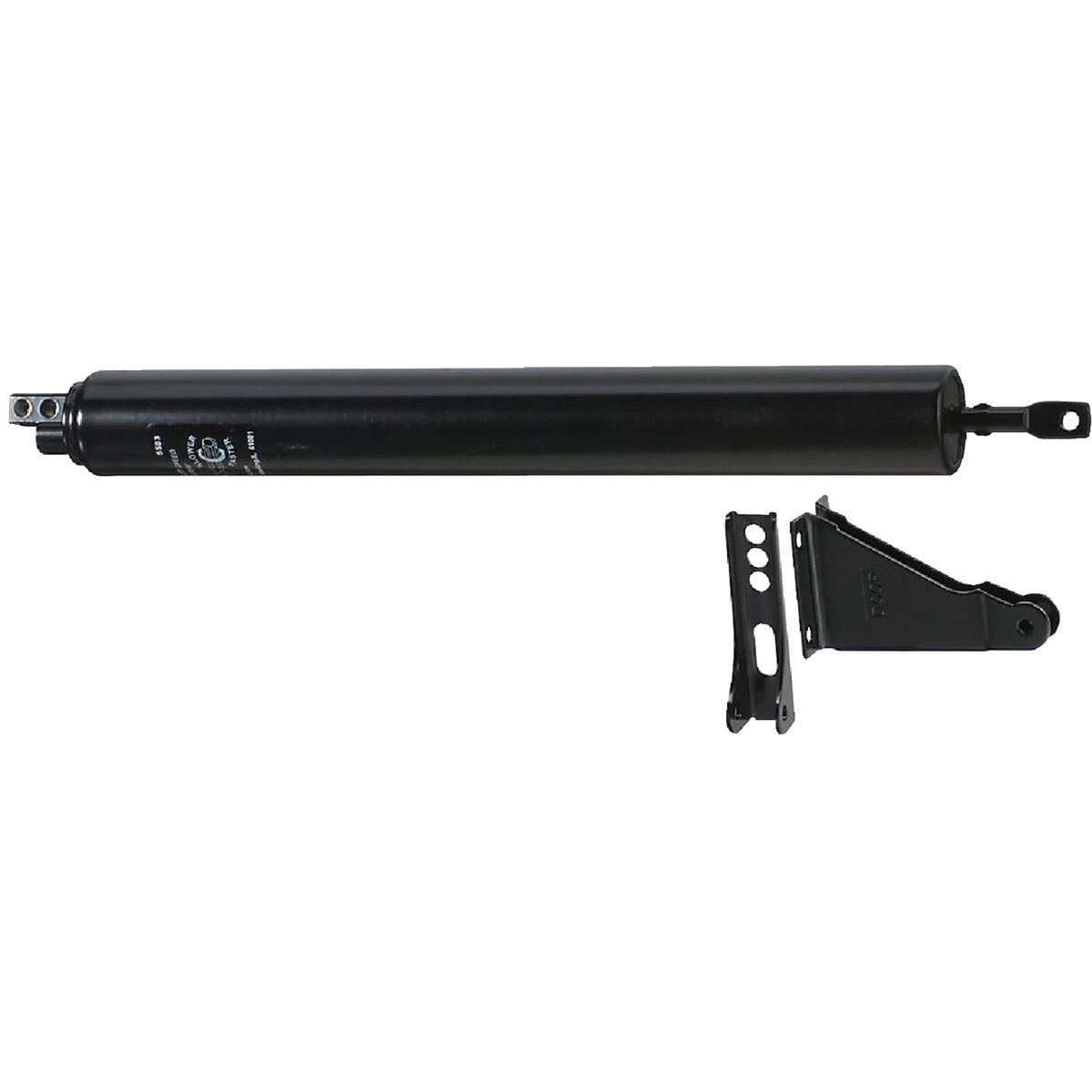 BLACK DOOR CLOSER - N181610 by National Mfg Co