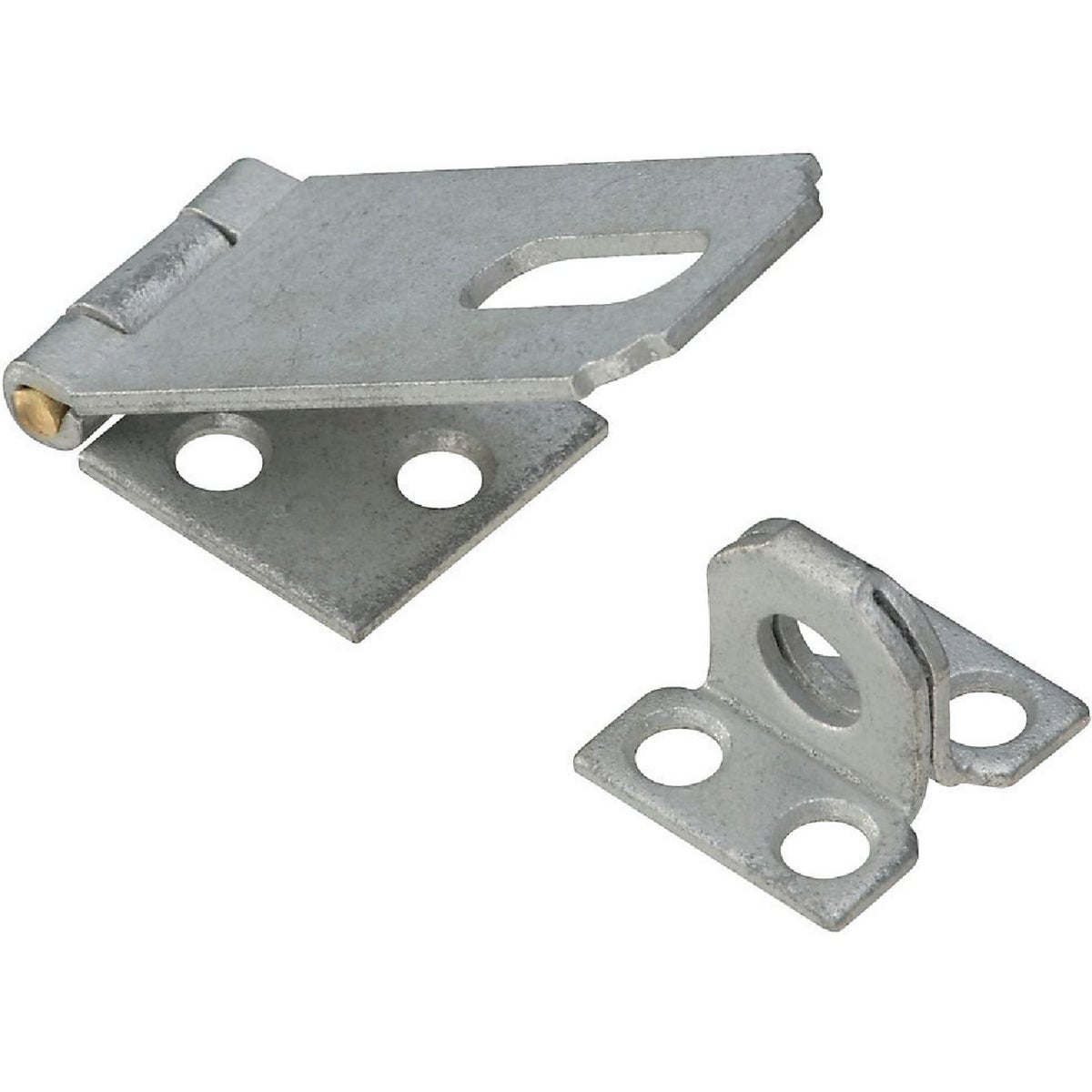 "2-1/2"" GALV SAFETY HASP - N102723 by National Mfg Co"