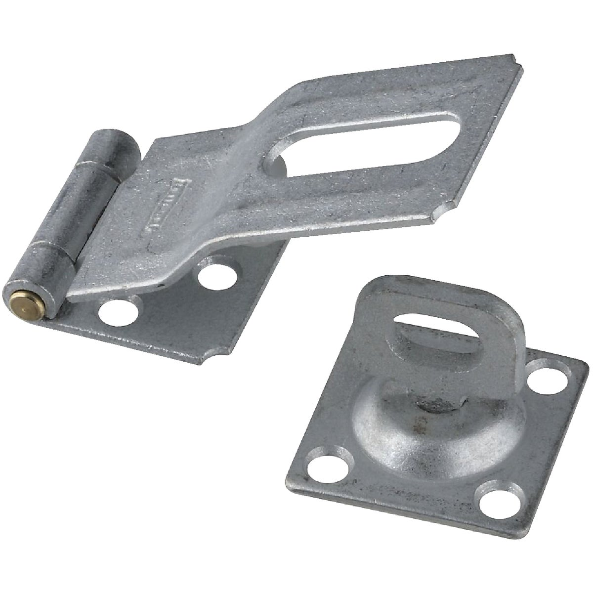 "3-1/4"" GALV SWIVEL HASP - N103044 by National Mfg Co"