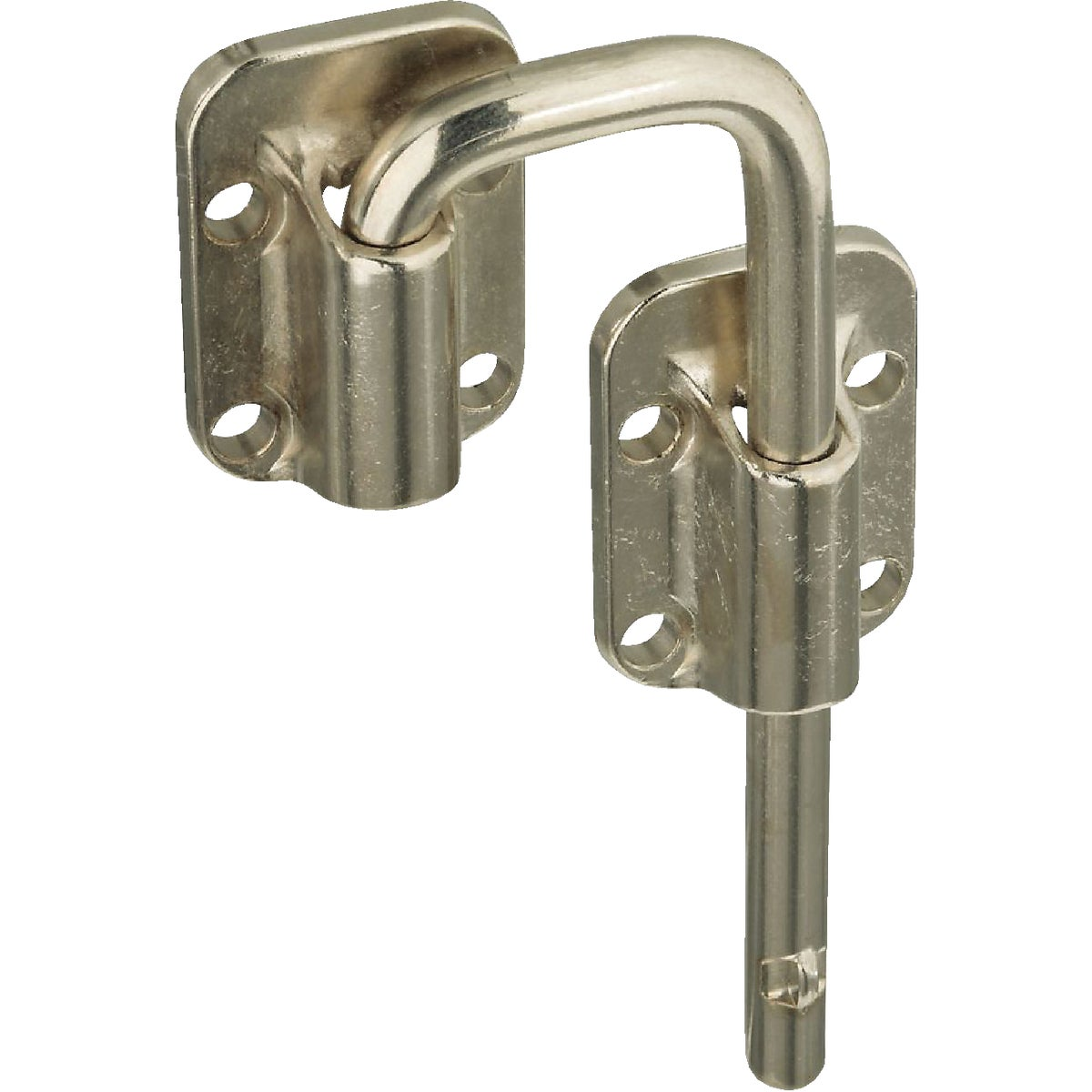 "1-1/2"" NICKEL DOOR LATCH"