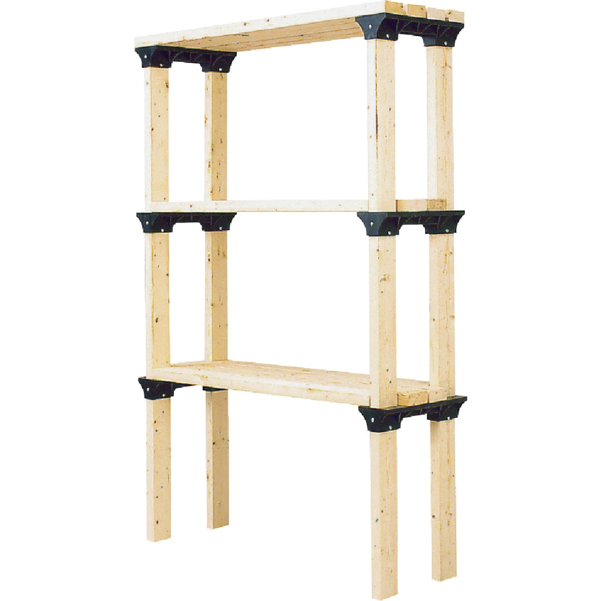 6PK 2X4 BASICS SHELF KIT