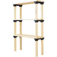 Blitz USA 6PK 2X4 BASICS SHELF KIT 90128