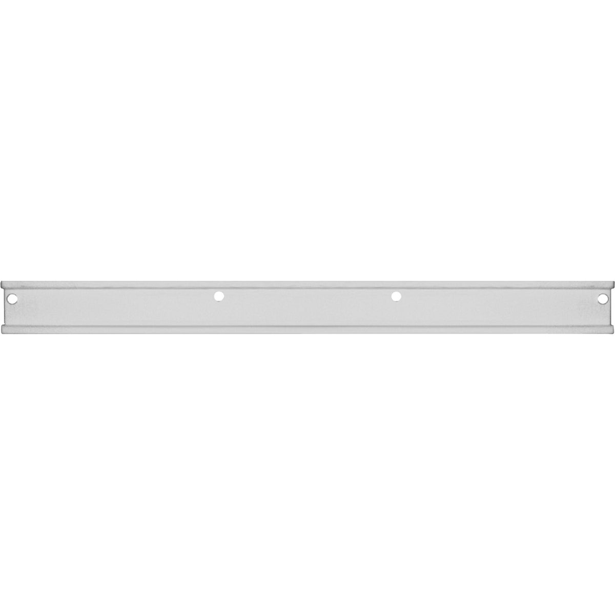 Knape & Vogt Wall Standard Horizontal Hanging Rail, 79 WH 80