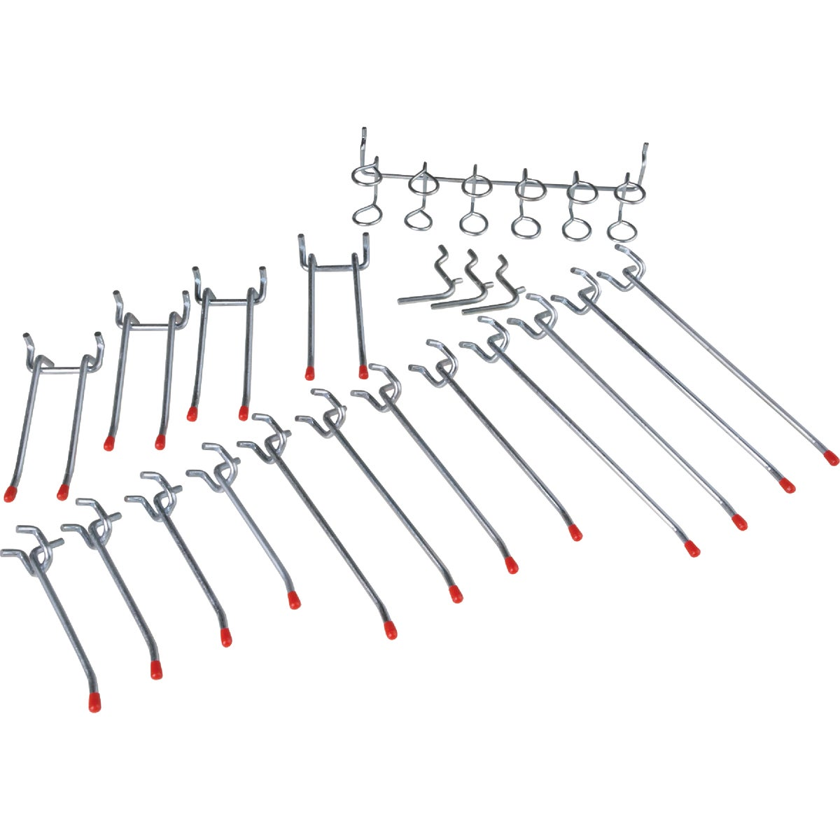 20-Piece Pegboard Hook Set