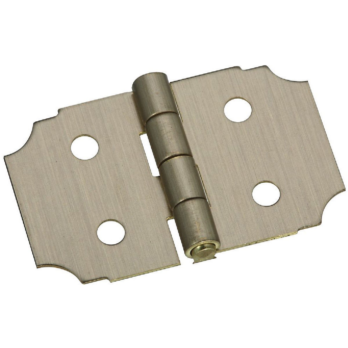 5/8X1 AB DECOR HINGE - N211458 by National Mfg Co