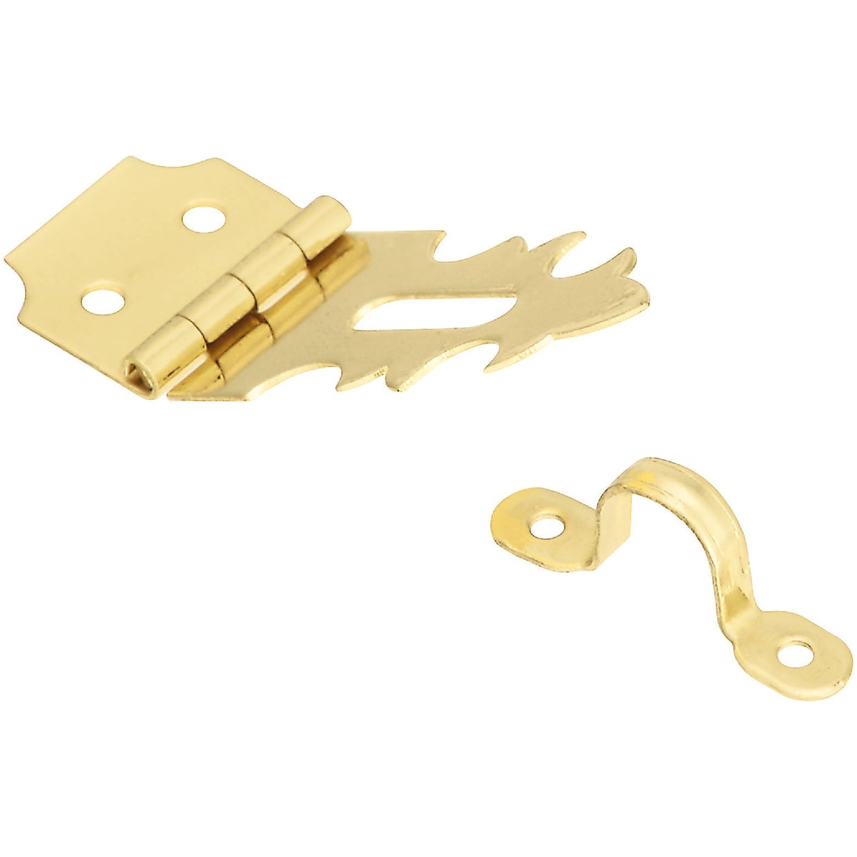 3/4X2-3/4 SB HASP/HOOK - N211912 by National Mfg Co