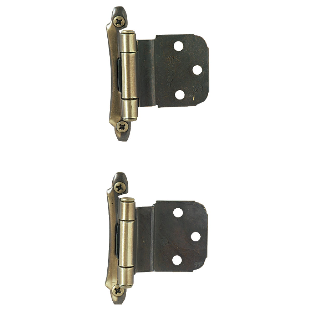 "3/8"" AE INSET HINGE - BP7928-AE by Amerock Corporation"