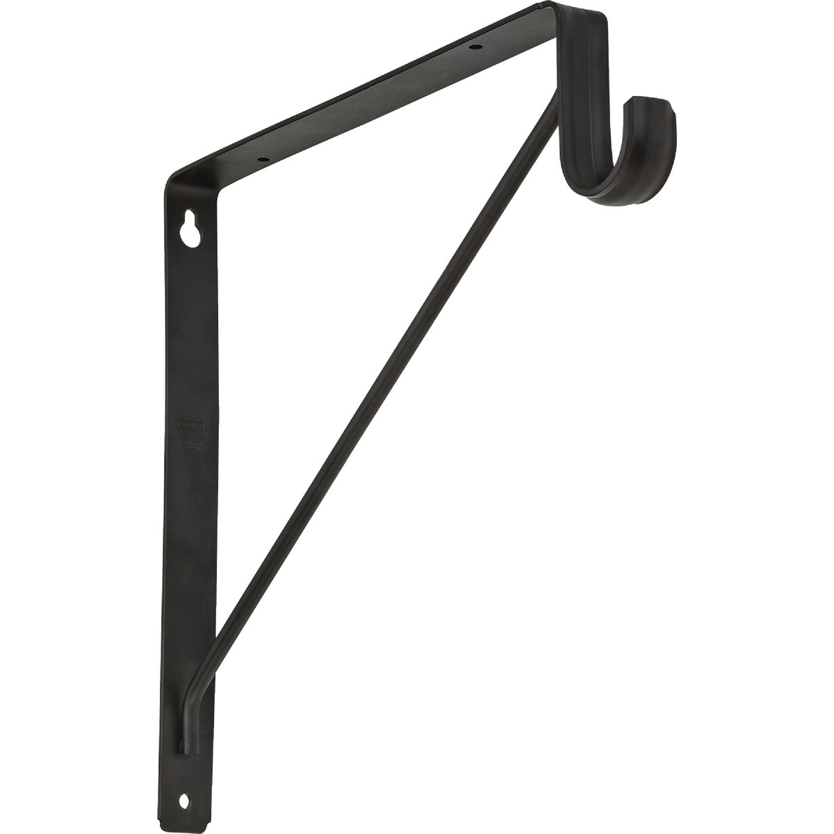 ORB SHELF & ROD BRACKET - N833855 by National Mfg Co