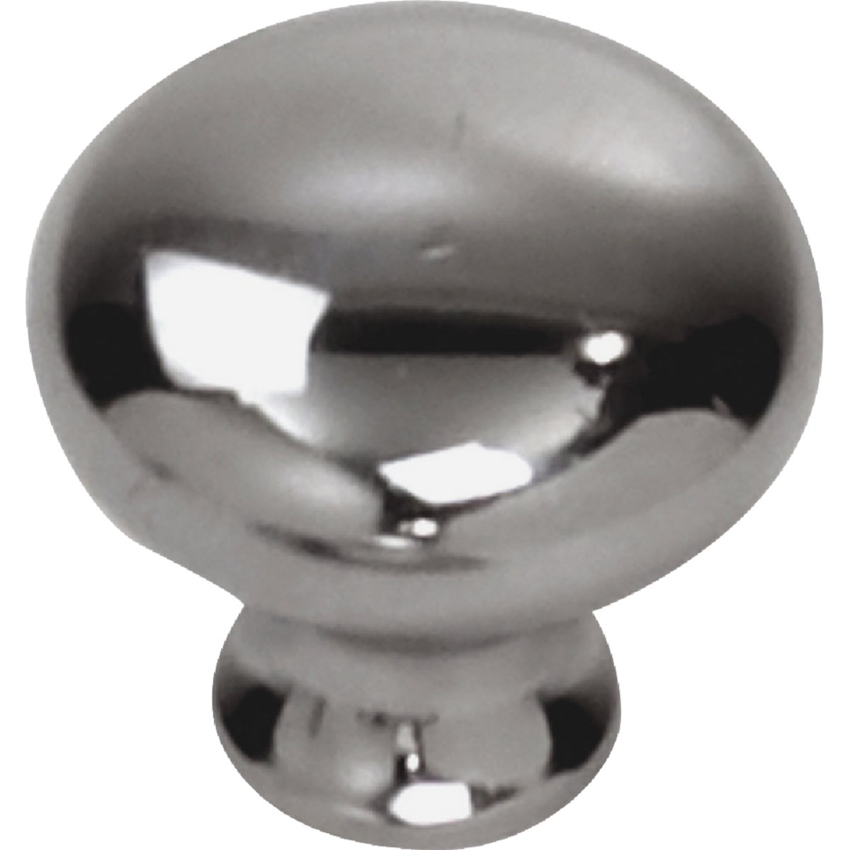 "1-1/4"" PLSHD CHROME KNOB - 54426 by Laurey Co"