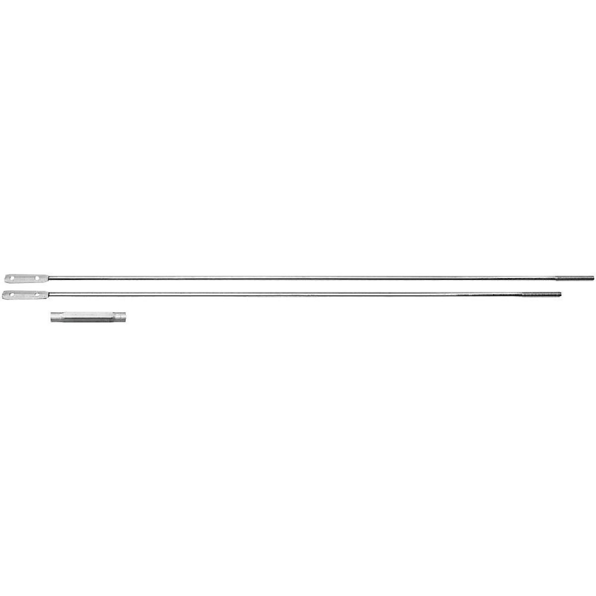 "50"" ZINC TURNBUCKLE - N117580 by National Mfg Co"