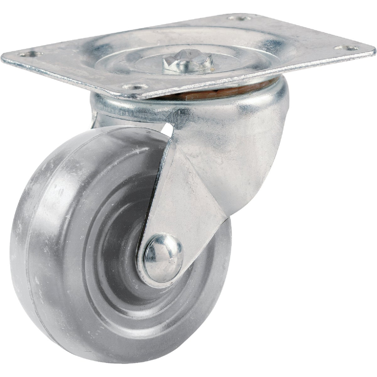 "4"" SWIVEL CASTER - 9279 by Shepherd Hardware"