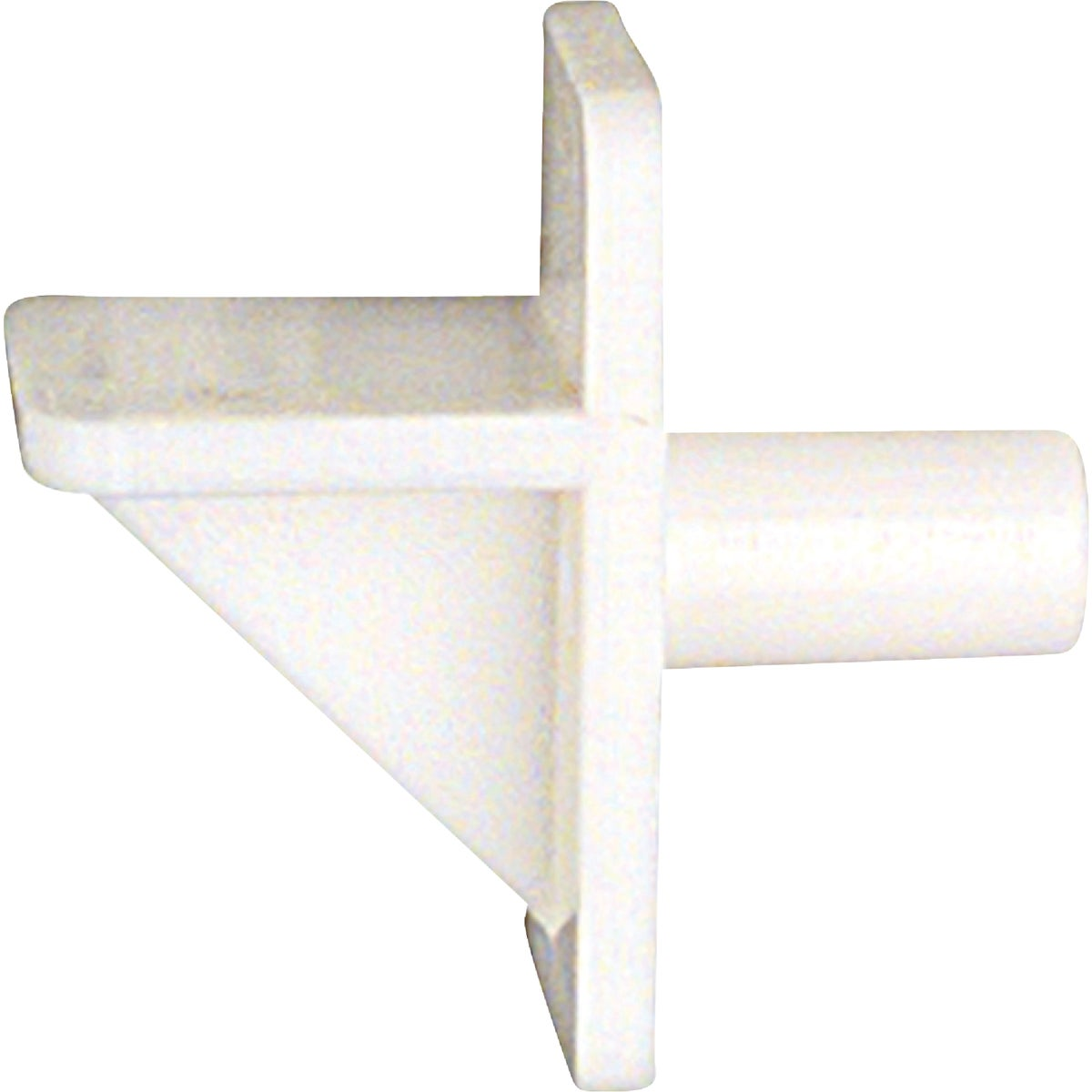 100PK WHT SHELF SUPPORT - N266213 by National Mfg Co