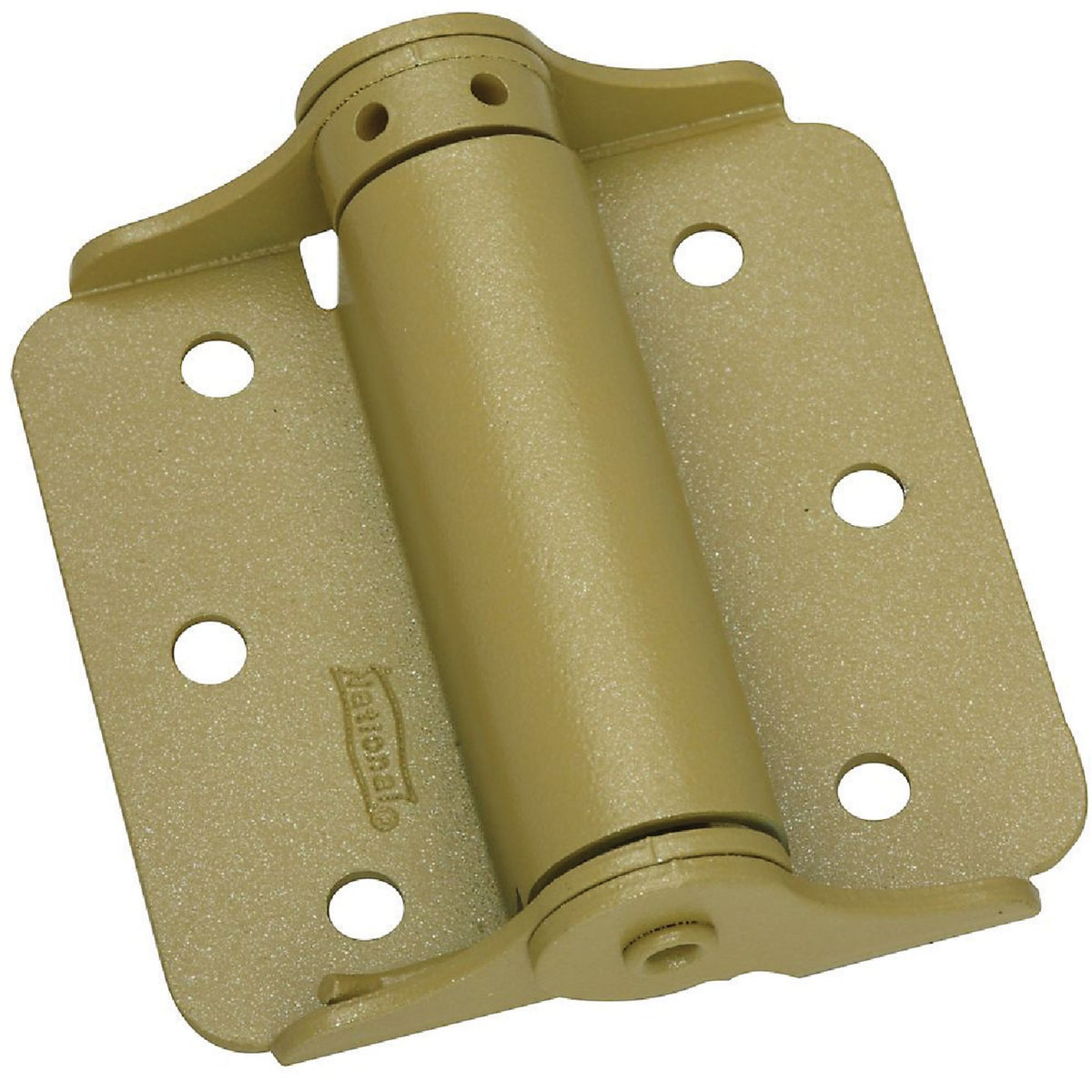 "3"" BRASS SPRING HINGE - N115006 by National Mfg Co"