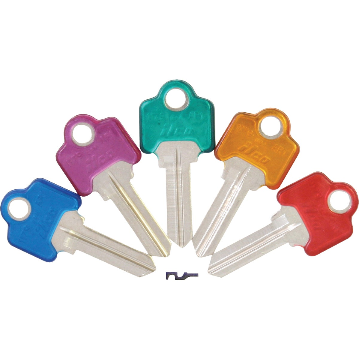 AR1PC ARROW DOOR KEY - AR1-PC ASST by Ilco Corp